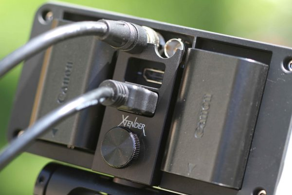 XTENDER® Cable Lock for smallHD 500 Series Monitors