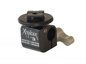 XTENDER® Single 15MM Rod Clamp w/ High Torque Shoe Mount