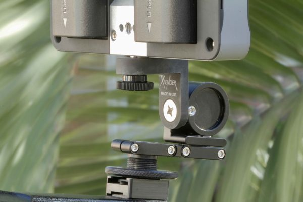 XTENDER SmallHD Right Angle Adapter