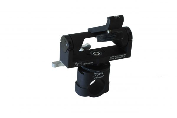 XTENDER 25mm Rod Clamp with Friction Mount